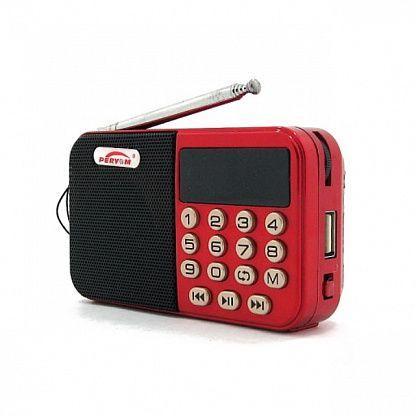 Портативное радио M-109 PERYOM SH57699