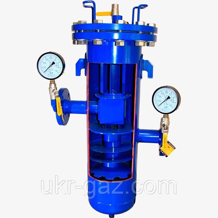 Фильтр сепаратор циклонного типа, фильтры гидроциклоны