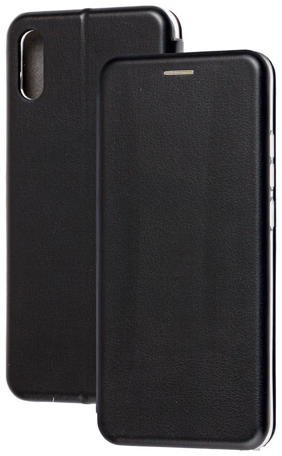 Чехол-книжка Оригинал Xiaomi Redmi  9A (Чёрный)