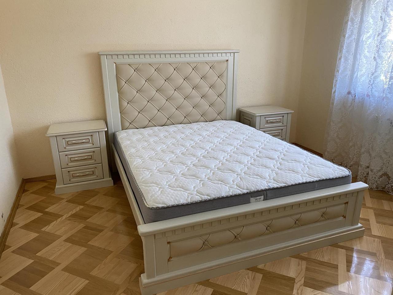 """Кровать дубовая """"Монако""""."""