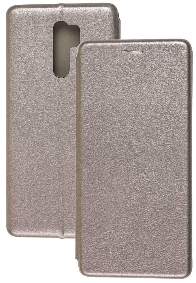 Чохол-книжка Оригінал Xiaomi Redmi 9A (Сірий)