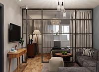 Раздвижные двери в интерьере квартиры