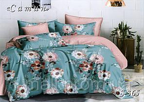 Комплект постельного белья Тет-А-Тет ( Украина ) Сатин семейное (S-365)