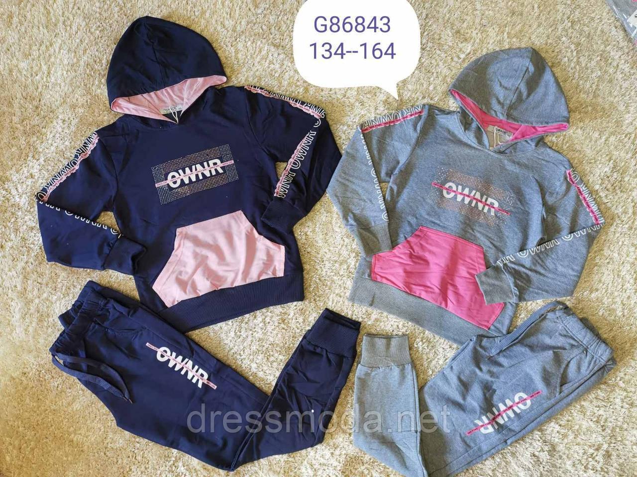 Спортивный костюм двойка для девочек Grace 134-164p.p.