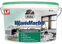 Краска гипоаллергенная матовая влагостойкая Dufa Wandfarbe D 1a, 14 кг