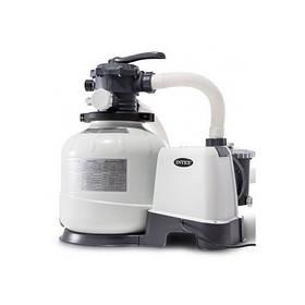 Песочный-насос хлоргенератор Intex 26680 8000 л/ч, 11 г/ч