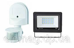 10W Прожектор з датчиком руху ZL8001
