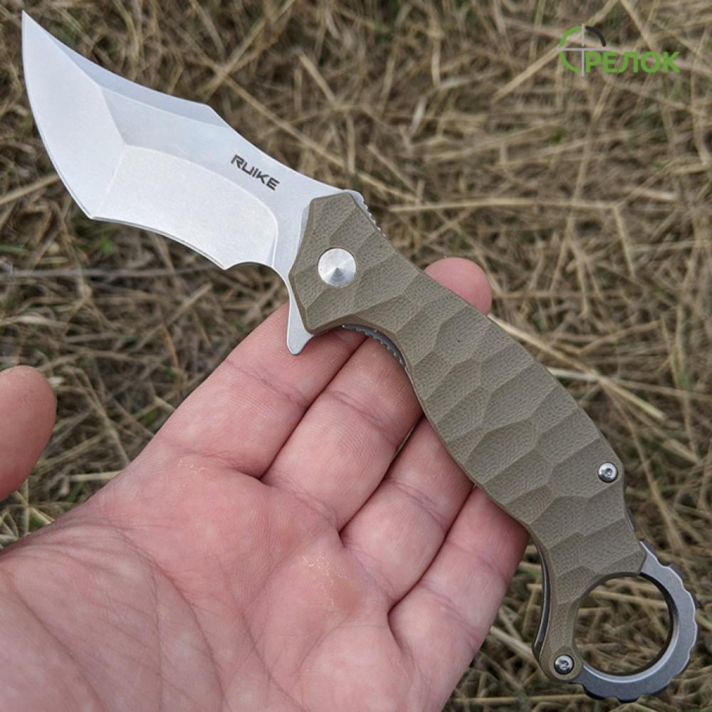 Нож складной Ruike P881-W