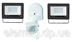 10W Прожектора з датчиком руху ZL8001