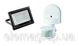 30W Прожектор з датчиком руху ZL8001