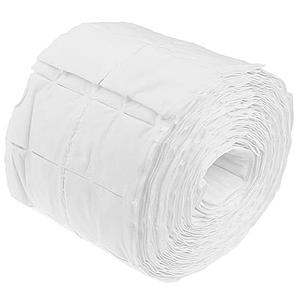 Безворсовые салфетки в рулоне Lidan 5х3.8 см, 250 шт плотные