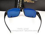 Чоловічі сонцезахисні окуляри Porsche Design Polarized з антибліковим покриттям новинка якісна репліка, фото 5