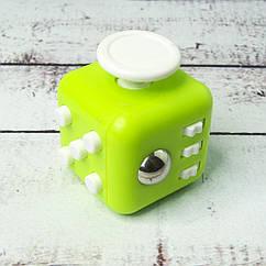 Кубик-антистресс Fidget Cube (зеленый)