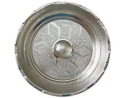 Чаша для обмивання хром для хамама - турецької лазні