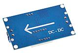 Понижающий стабилизатор напряжения  LM2596 регулируемый с вольтметром, фото 5