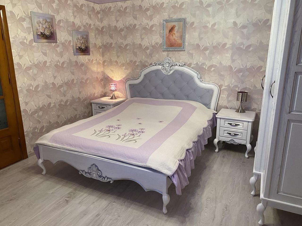 """Ліжко дубове """"Венеція"""""""