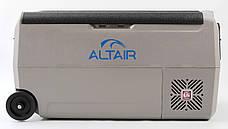 Компресорний автохолодильник Altair LGТ36 (36 літрів). До -20 °С. 12/24/220V, фото 2