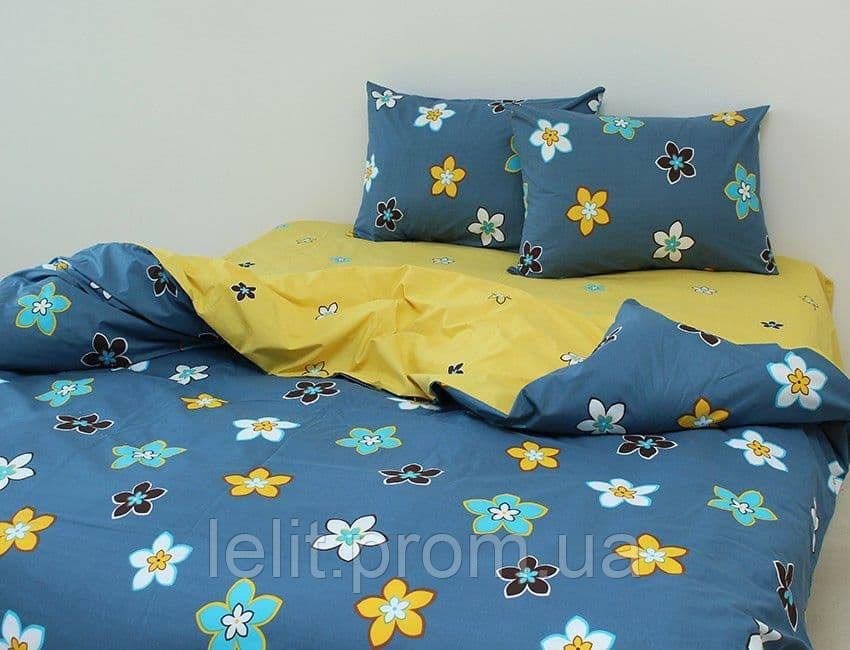 Семейный комплект постельного белья с компаньоном R4150