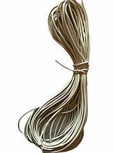 Резина силиконовая d=2.5 мм Вьетнам