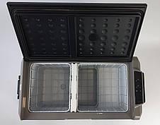 Компресорний автохолодильник Altair LGТ50 (50 літрів). До -20 °С. 12/24/220V, фото 3