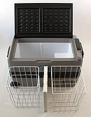 Компресорний автохолодильник Altair LGТ50 (50 літрів). До -20 °С. 12/24/220V, фото 2
