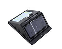 Уличный фонарь-светильник BL-609 30 LED с датчиком движения на солнечной батарее, фото 3