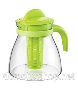 Tescoma TEO Чайник заварочный 1.25 л зеленый (646623.25)