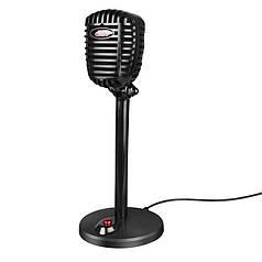 Микрофон для ПК HBKS JIES F13 Black USB проводной для игр компьютерный для голосового чата