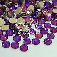 """Стрази ss20 Purple Velvet Xirius 8+8, 1440шт. (5.0 мм) """"Premium"""""""