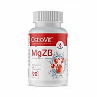 Комплекс витаминов для здорового сна OstroVit MgZB 90 tab