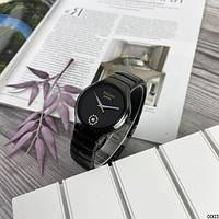 Часы наручные Rado Jubile Battery Black-Silver (подарочная коробка)