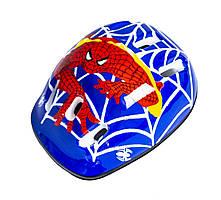 """Детский защитный шлем """"Spiderman"""""""
