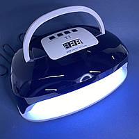 Лампа UV/LED  для ногтей Sun T1 черная 96 вт