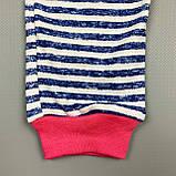 Комплект боди, штаны девочка розовый Интерлок Marry Bee Украина 62(р), фото 4