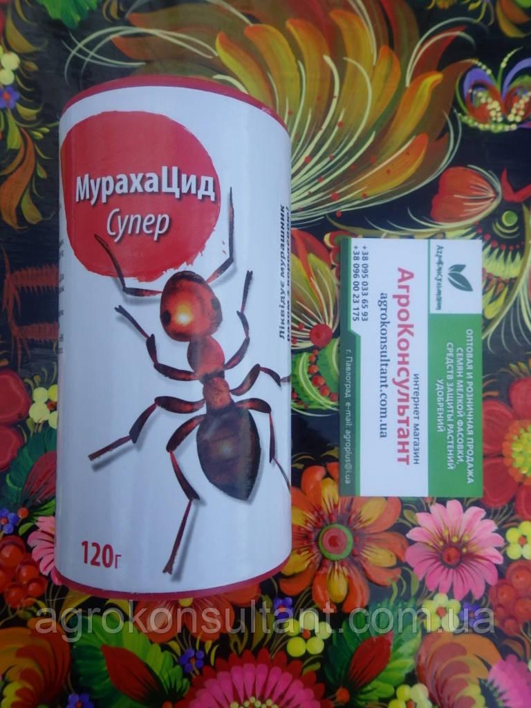 Порошок Рембек МурахаЦид Супер 120 гр. - инсектицидный универсальный препарат