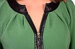 Костюм женский спорт гламур изумруд , большие размеры.Кос 008, фото 5