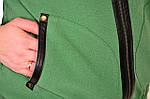 Костюм женский спорт гламур изумруд , большие размеры.Кос 008, фото 6