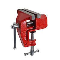 Тиски 40 мм, неповоротные для мелких работ SIGMA (4210401)