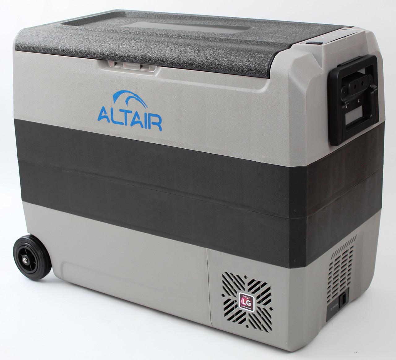 Компресорний автохолодильник Altair LGТ60 (60 літрів). До -20 °С. 12/24/220V