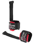 Ремни для подтягивания Power System Power Pin PS-3350 Black / Red