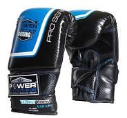 Снарядный перчатки, биты Power System PS 5003 Bag Gloves Storm Black / Blue L