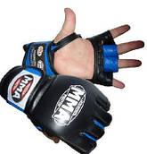 Рукавички для ММА Power System 006 Faito Blue XL