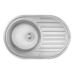 Кухонная мойка Cosh 7108 Decor (COSH7108D08)