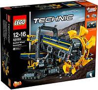 Конструктор LEGO Technic Роторный экскаватор (42055) (б/у) (Bucket Wheel Excavator)