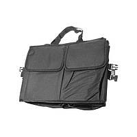 Органайзер в багажник авто Supretto 52х38х26 см Черный (5773)