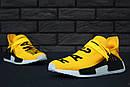 Чоловічі кросівки Adidas Human Race Yellow, фото 6