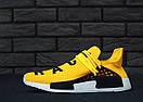 Чоловічі кросівки Adidas Human Race Yellow, фото 3