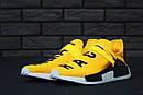 Чоловічі кросівки Adidas Human Race Yellow, фото 4