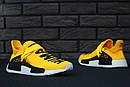 Чоловічі кросівки Adidas Human Race Yellow, фото 5