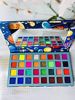 Палетка теней Космос 32 цвета